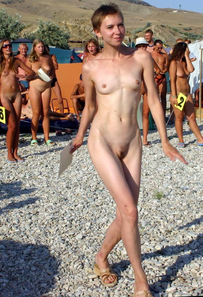 Nudist resort russian girls right! excellent